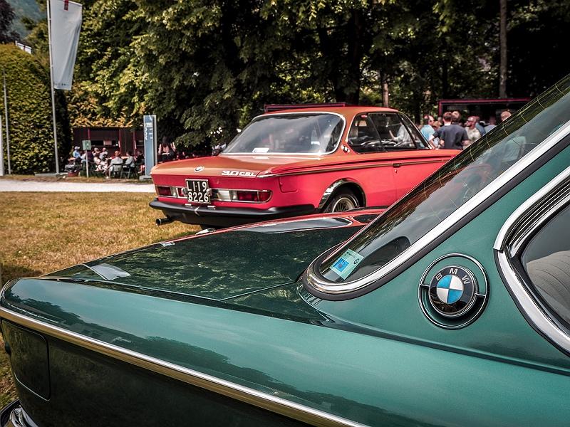 Concorso d'Eleganza BMW 3.0 CSL