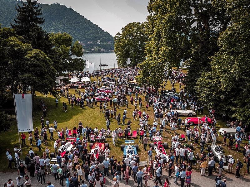 Concorso d'Eleganza Villa Erba Lago di Como