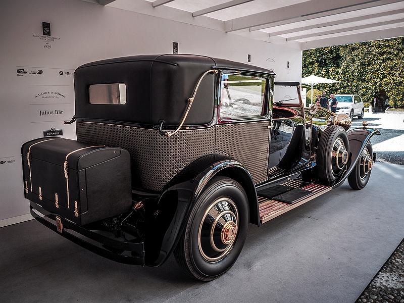 Rolls Royce Concorso d'Eleganza