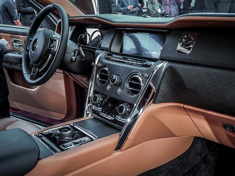 Concorso d'Eleganza Villa d'Este Como Rolls Royce Cullinan