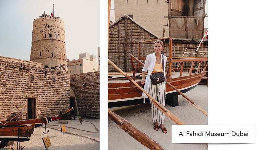 Al Fahidi Museum Dubai Old Town Sightseeing