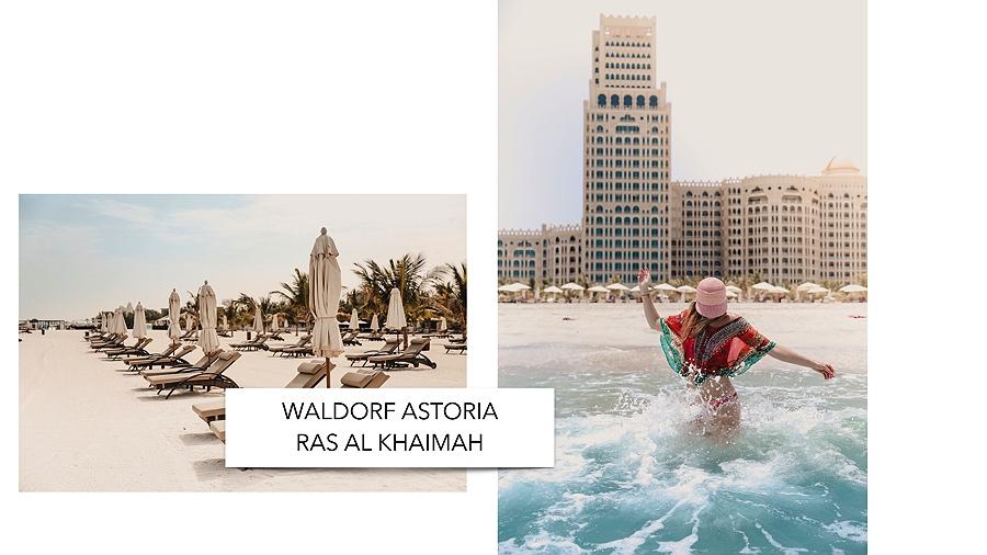 Waldorf Astoria Ras al Khamah