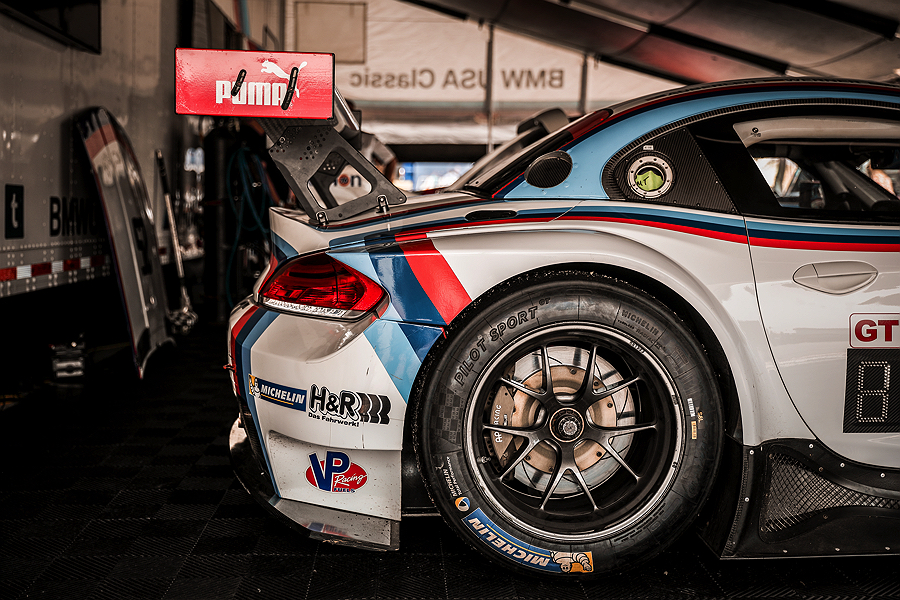 BMW Kundensport Z4 GTLM Customer Racing