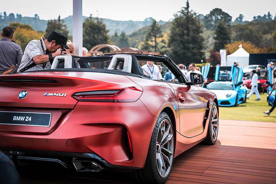 BMW Z4 2019 The Quail
