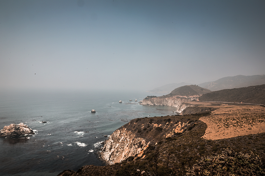Roadtrip-Kalifornien-California-Highway