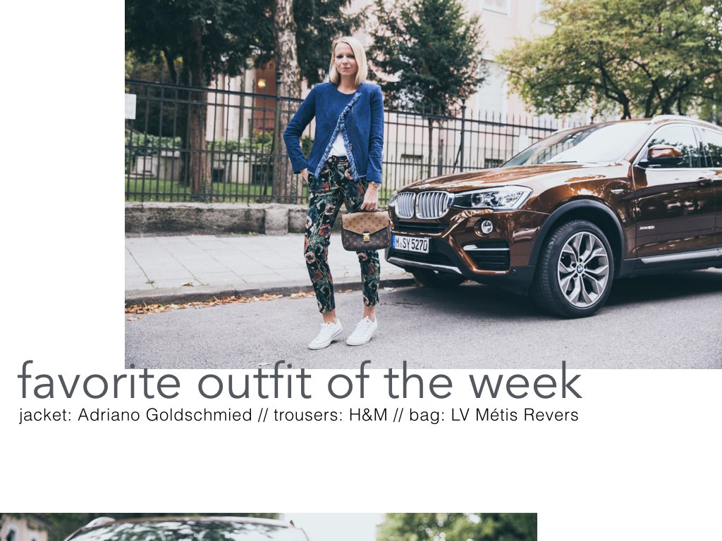 Mein Wochenrückblick zur KW 37 Fashion Mode Cars Autos BMW i8 IAA Automesse LouisVuitton LV LVOE Unicef Buisnesstrip Dienstreise Ludwigsburg Outfit X4 CarAddict