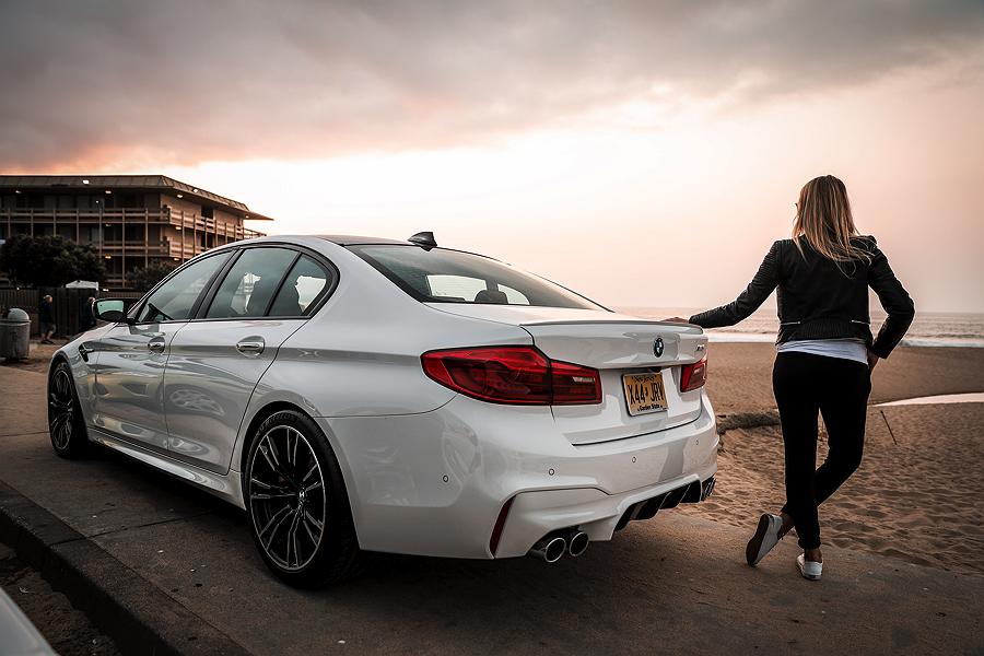 BMW M5 Testbericht