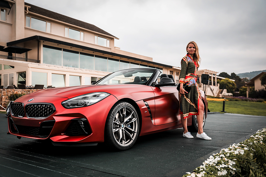 BMW Z4 2019 First Edition