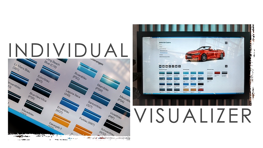 BMW Individual Visualizer