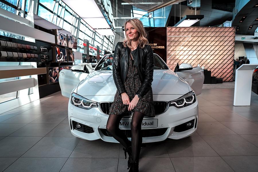 BMW Individual Farben