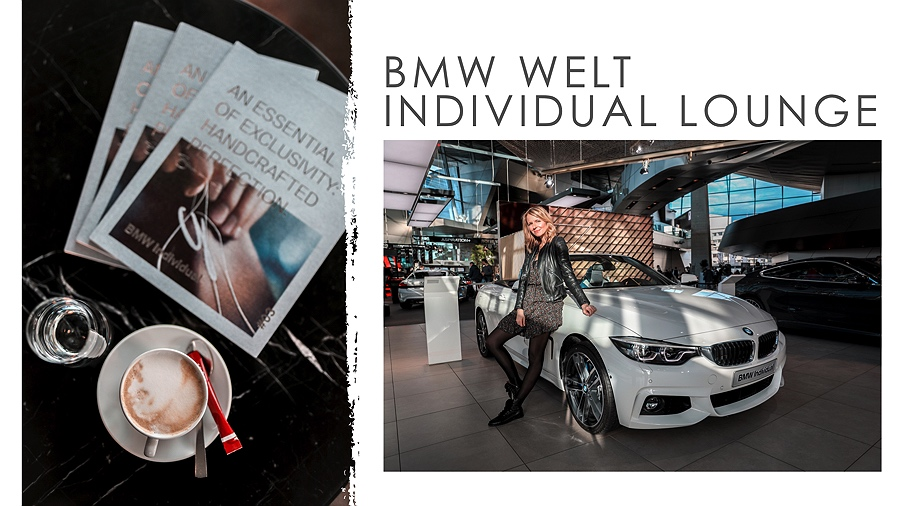 BMW Welt Individual Lounge