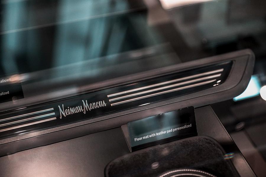 BMW Individual Manufaktur Interieur
