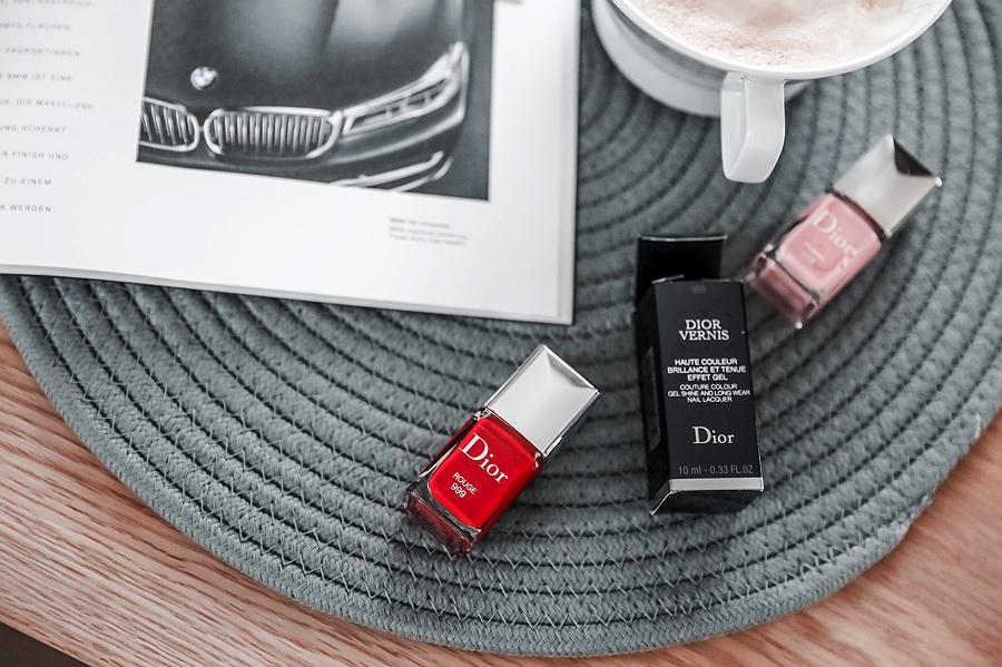 Dior Nagellack Vernis Rot