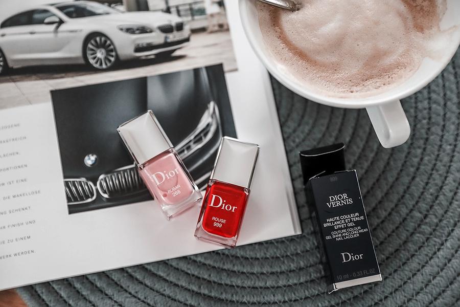 Dior Nagellack Vernis Rouge