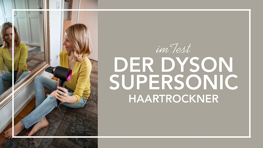 Dyson Supersonic Testbericht