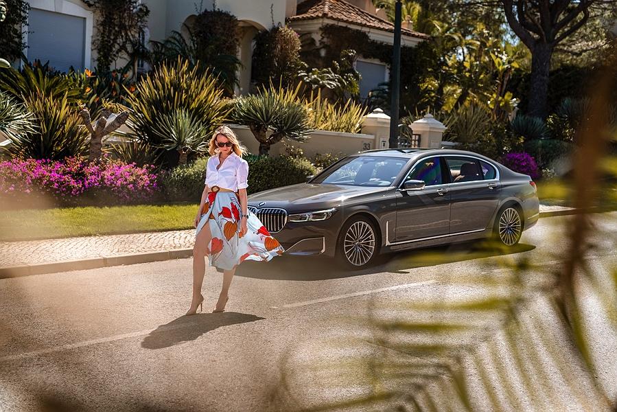 BMW 7er 2019 Fahrbericht
