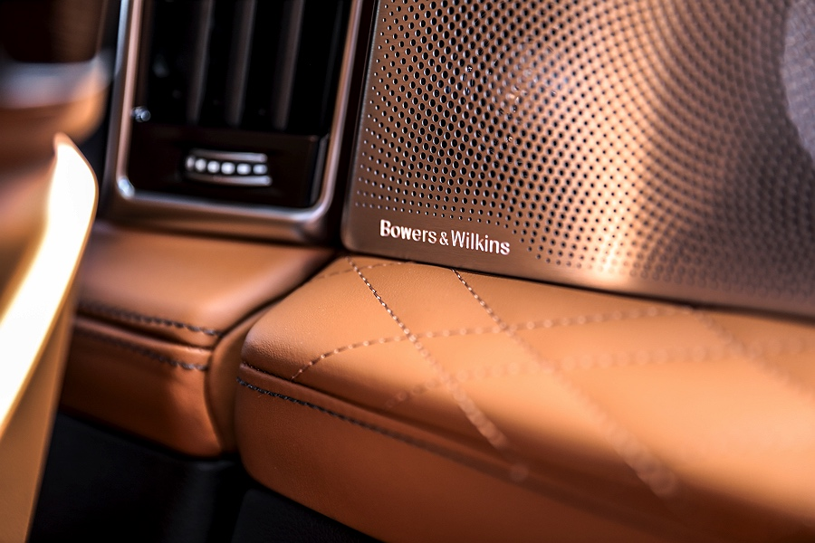 BMW 7er Bowers Wilkens