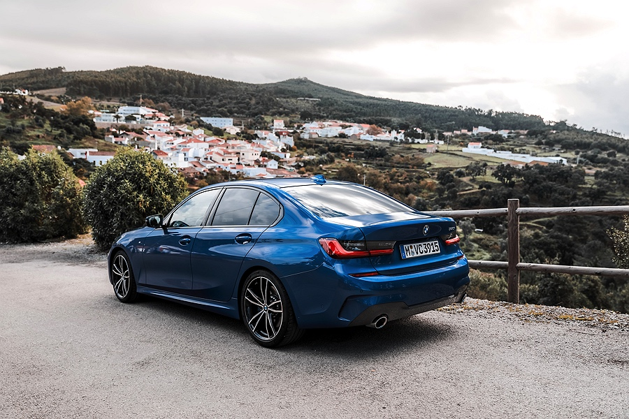 BMW 3er G20