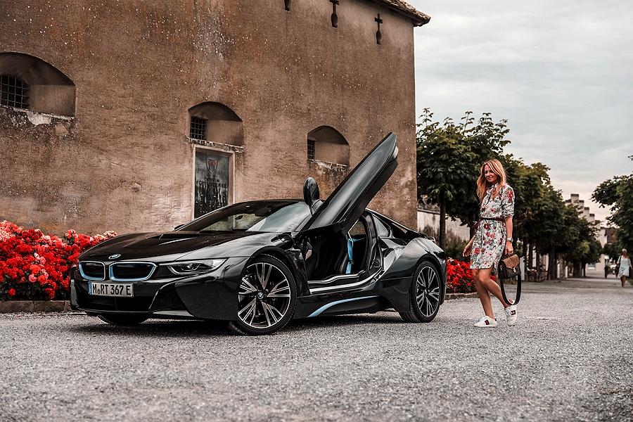 BMW i8 Testbericht