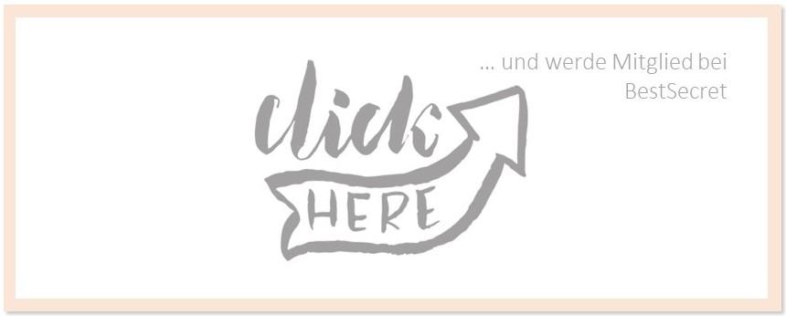 BestSecret Shopping Gutschein Retoure Einladung